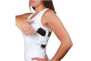 UnderTech Undercover: Women's Concealment Tank Top