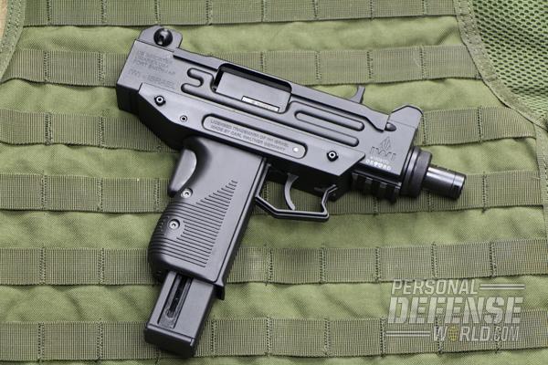 Walther UZI Pistol