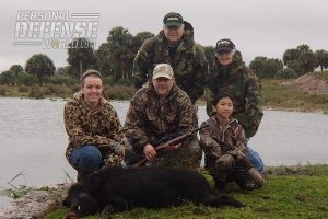 Backwoods Boar Hunt