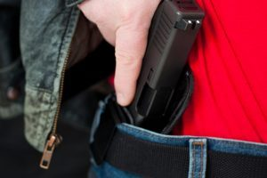A federal judge overturned Washington, D.C.'s ban on carrying handguns in public.