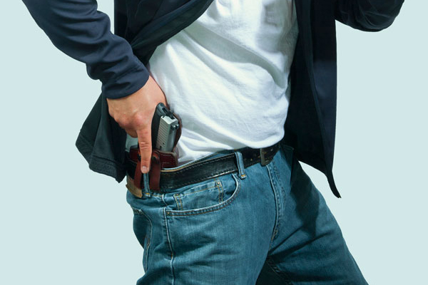 A Rhode Island man is suing the police chief in his town after being denied a CCW permit.
