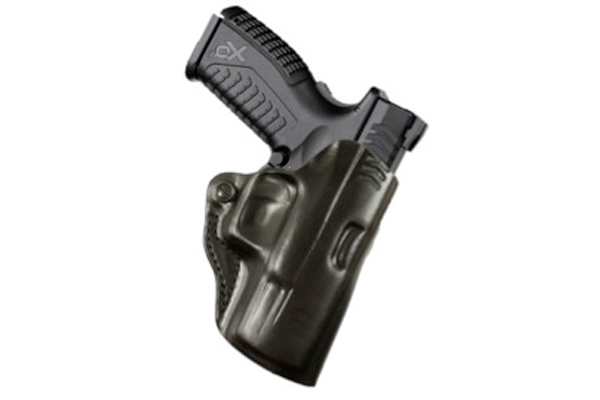 DeSantis Mini Scabbard Holster with Springfield XDM 3.8