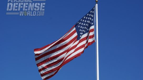 """""""Old Glory,"""" which became the symbol of America and our determination to be free."""