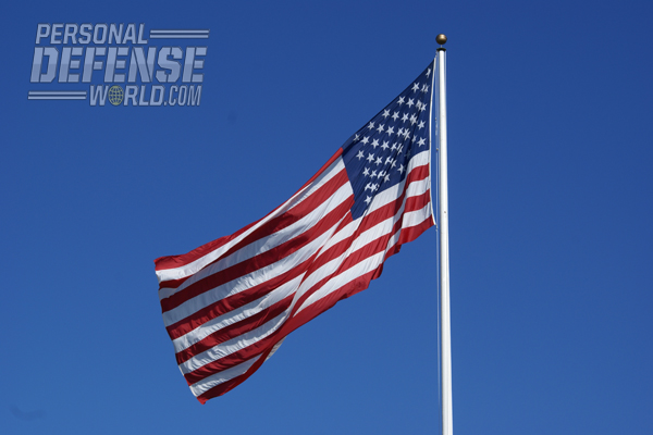 """Old Glory,"" which became the symbol of America and our determination to be free."
