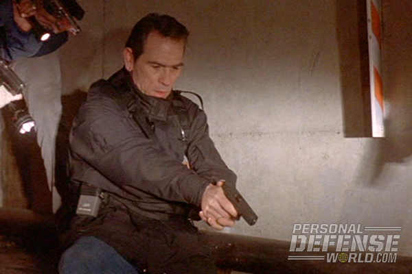 Hollywood GLOCKs Fugitive Tommy Lee Jones