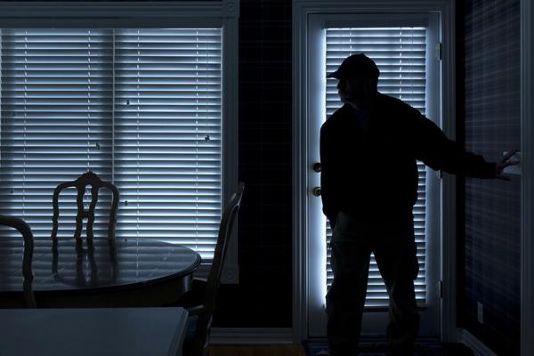 A Florida homeowner fought off an intruder using a shotgun.