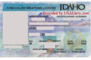 Idaho's enhanced CCW permit is becoming more popular. (Photo: USACarry.com)