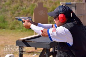 Self-Defense Shooting Skills From The IDPA