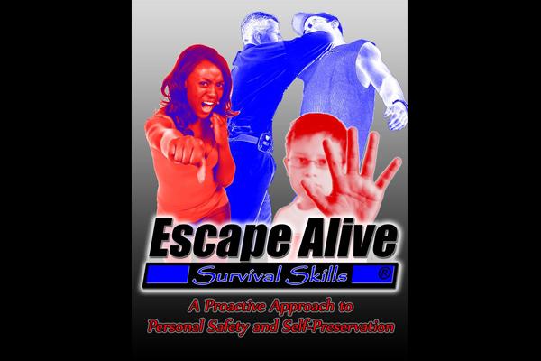Jane Doe No More and Litchfield Tang Soo Do are presenting the Escape Alive Survival Skills women's self-defense seminar.