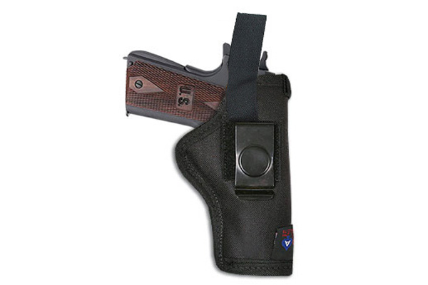 Man-PACK: ITP Holster Pull Thru Holster