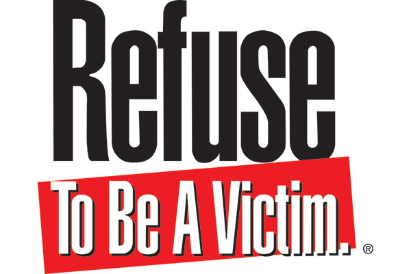"The NRA's ""Refuse to be a Victim"" program teaches women personal safety tips and techniques."
