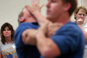 A free self-defense workshop is being offered to residents in Safety Harbor, FL. (Photo: Tampa Tribune)