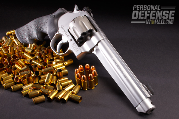 Smith & Wesson's Model 929