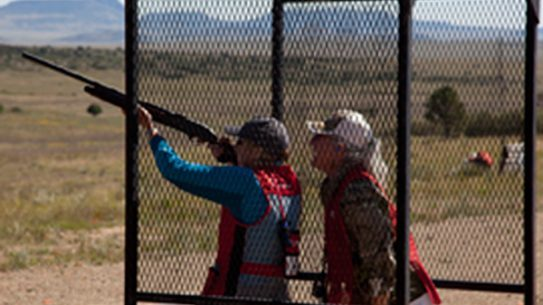 Smith & Wesson has donated rifles and pistols to the Women's Wilderness Escape retreat. (Photo: http://nrasports.nra.org)