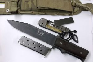 Mark Knapp's 1911 Combat Survivor Bowie Knife