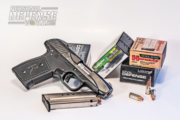 Remington's Ultimate Defense, Hornady's Critical Defense and Liberty's Civil Defense ammunition are all optimized to achieve maximum terminal performance from short-barreled handguns such as the Remington R51.