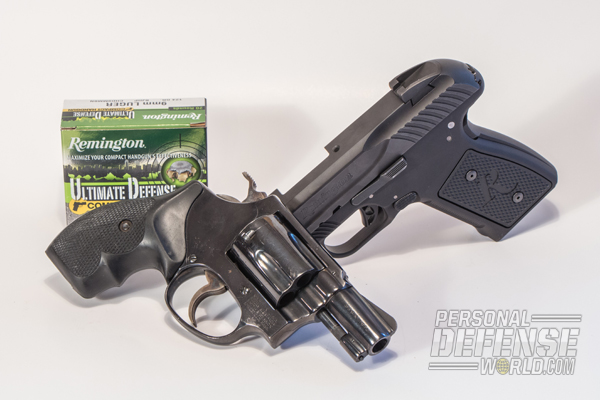 Remington Ultimate Defense Compact