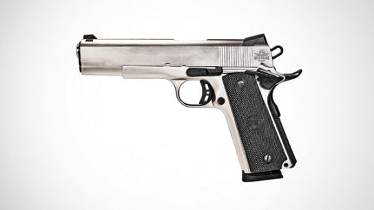 Rock Island TAC 1911 FS Matte Nickel