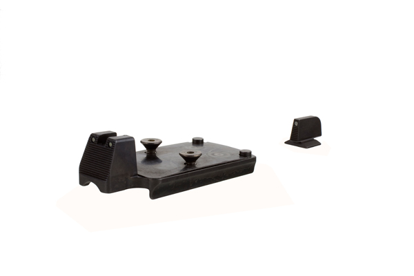 Trijicon 1911 RMR Mounting Platform with Night Sights