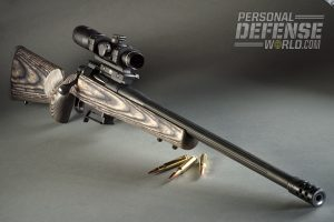 Colt M2012LT308G rifle