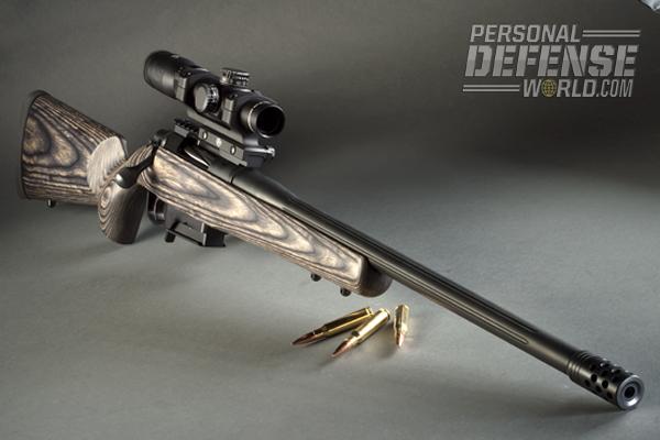 Colt M2012LT308G rifle