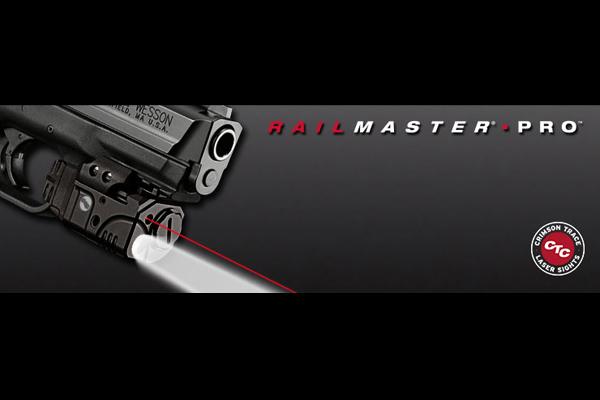 Crimson Trace Rail Master Pro for S&W M&P22 Compact