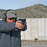 """This is purely subjective, but the DB FS Nine seemed to shoot a bit softer than most striker-fired polymer pistols I've tested."""