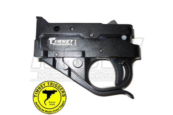 Timney Ruger 1022 Drop In Assembly Black