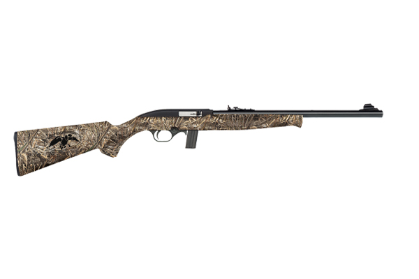 Mossberg International 702 Plinkster - Duck Commander