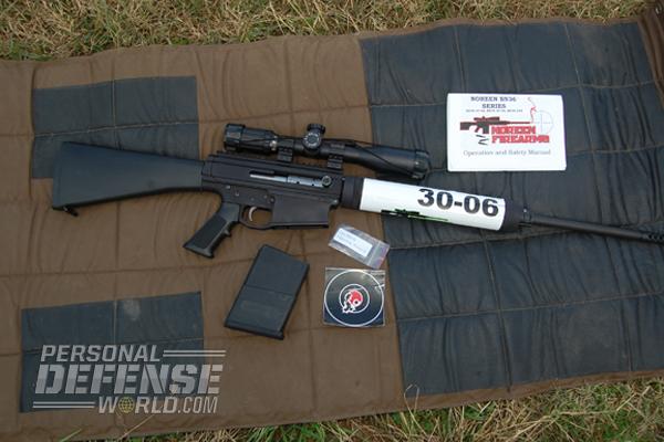 noreen firearms bn36 devastating downrange accuracy