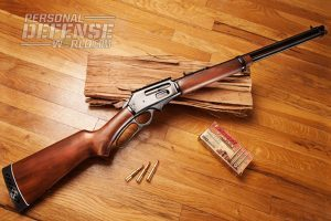 """I've looked forward to putting Rossi's new Rio Grande through its paces. This rifle is a near twin to the Marlin Model 336, and can easily be mistaken for that rifle if you don't look too closely."""