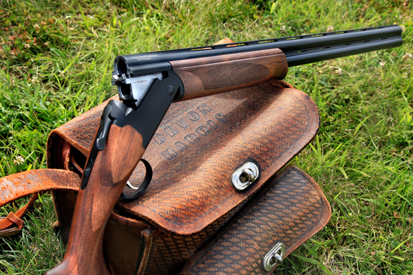 Stevens 555 Over-and-Under Shotgun