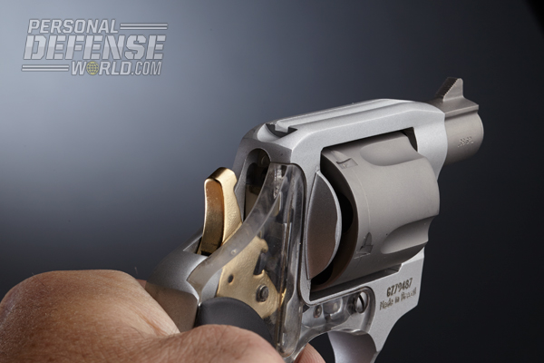Gun Review: The Taurus 85 View  38 Special Revolver