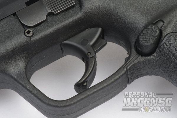 Trigger and Mag Release