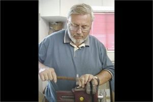 Master Gunsmith and Certified Gunsmithing Instructor Bob Dunlap