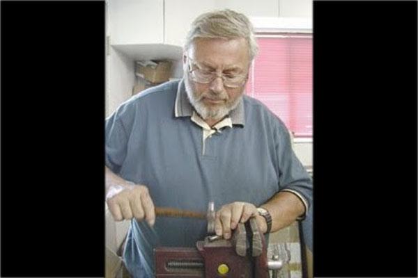 Master Gunsmith and Certified Gunsmithing Instructor Bob Dunlap