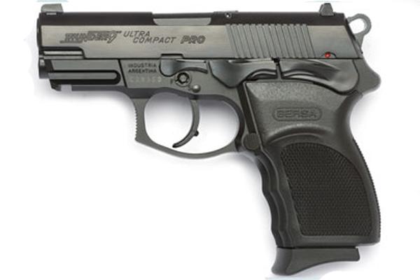 Bersa Thunder Ultra Compact Pro Pistol: 9mm