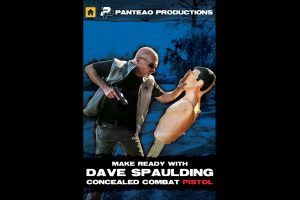 "Panteao's new instructional video: ""Make Ready with Dave Spaulding: Concealed Combat Pistol."""