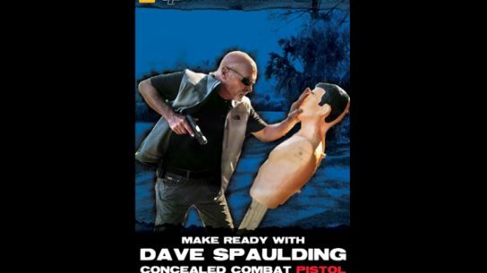 """Panteao's new instructional video: """"Make Ready with Dave Spaulding: Concealed Combat Pistol."""""""