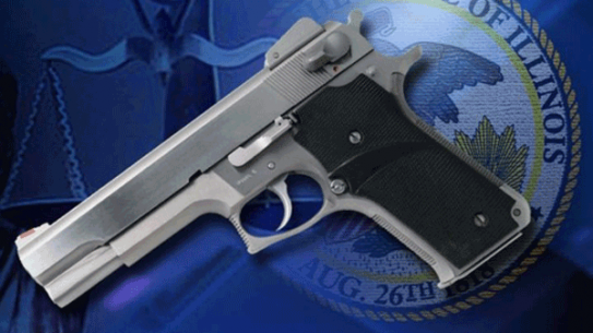 22 states recognize the Illinois concealed carry permit.