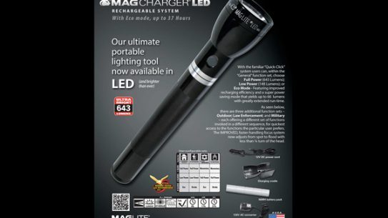 Maglite Mag Charger LED Flashlight