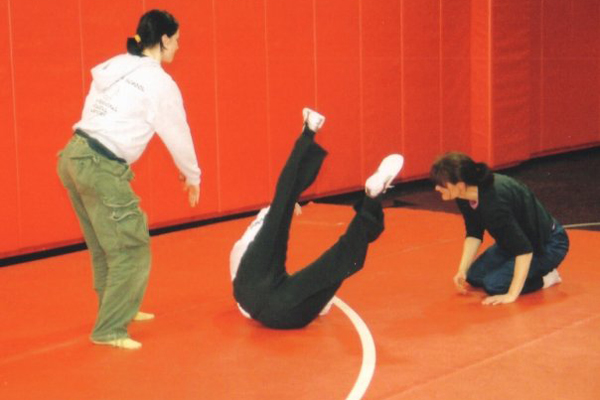 A women's self-defense seminar focusing on the Russian self-defense technique Systema is coming to Wisconsin. (Photo: DEFENSEWORKS)