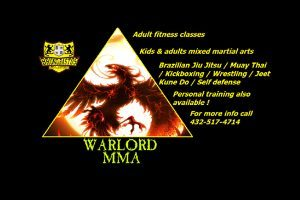 Warlord MMA and Fitness