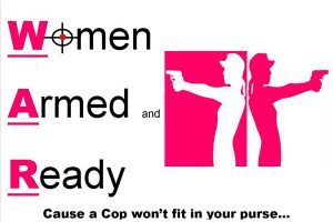 A pair of Indiana grandmothers started a new gun group, Women Armed and Ready, or WAR.