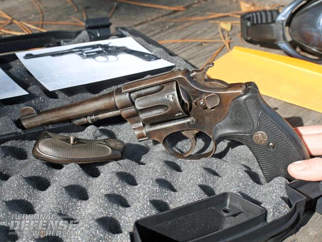 1902 Model M&P revolver