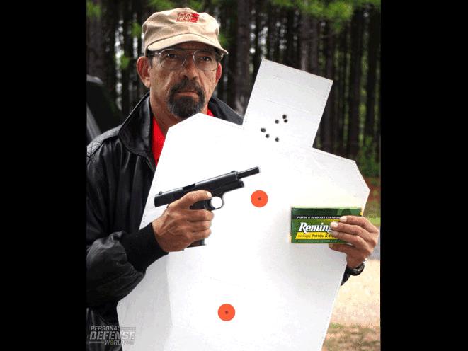 COlt .45 ACP favorite handguns