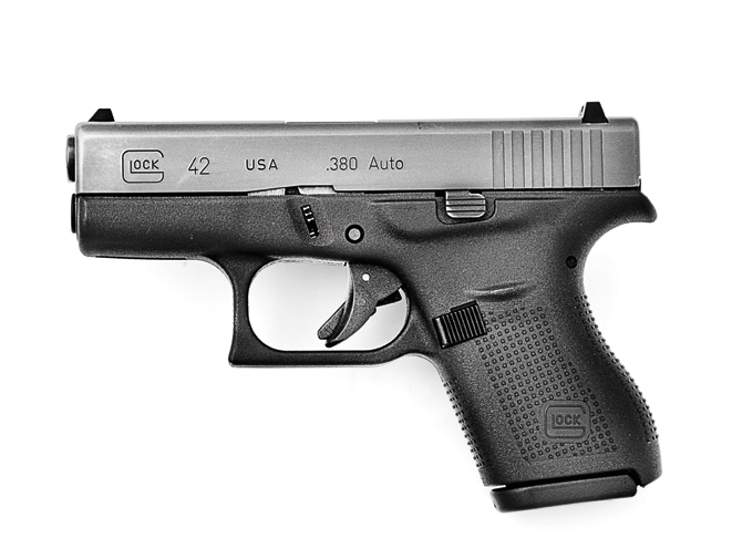12 Compact & Subcompact Glock Pistols for Backup Handguns Glock