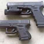 Glock 33 and 31