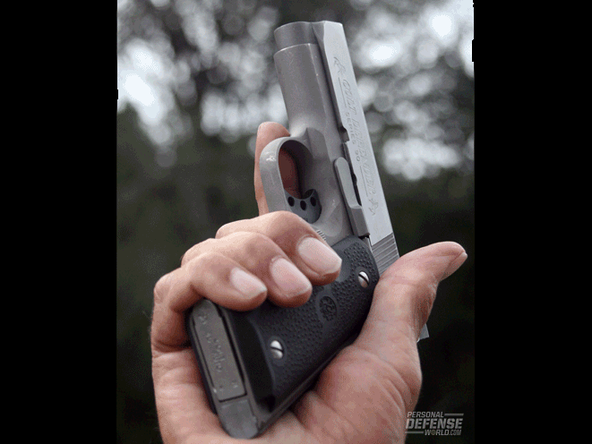Gun Review: Colt Defender  45 ACP