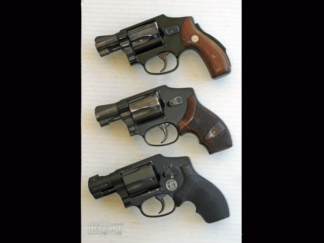 Massad Ayoob: Concealed Carry Pocket Pistols and Revolvers